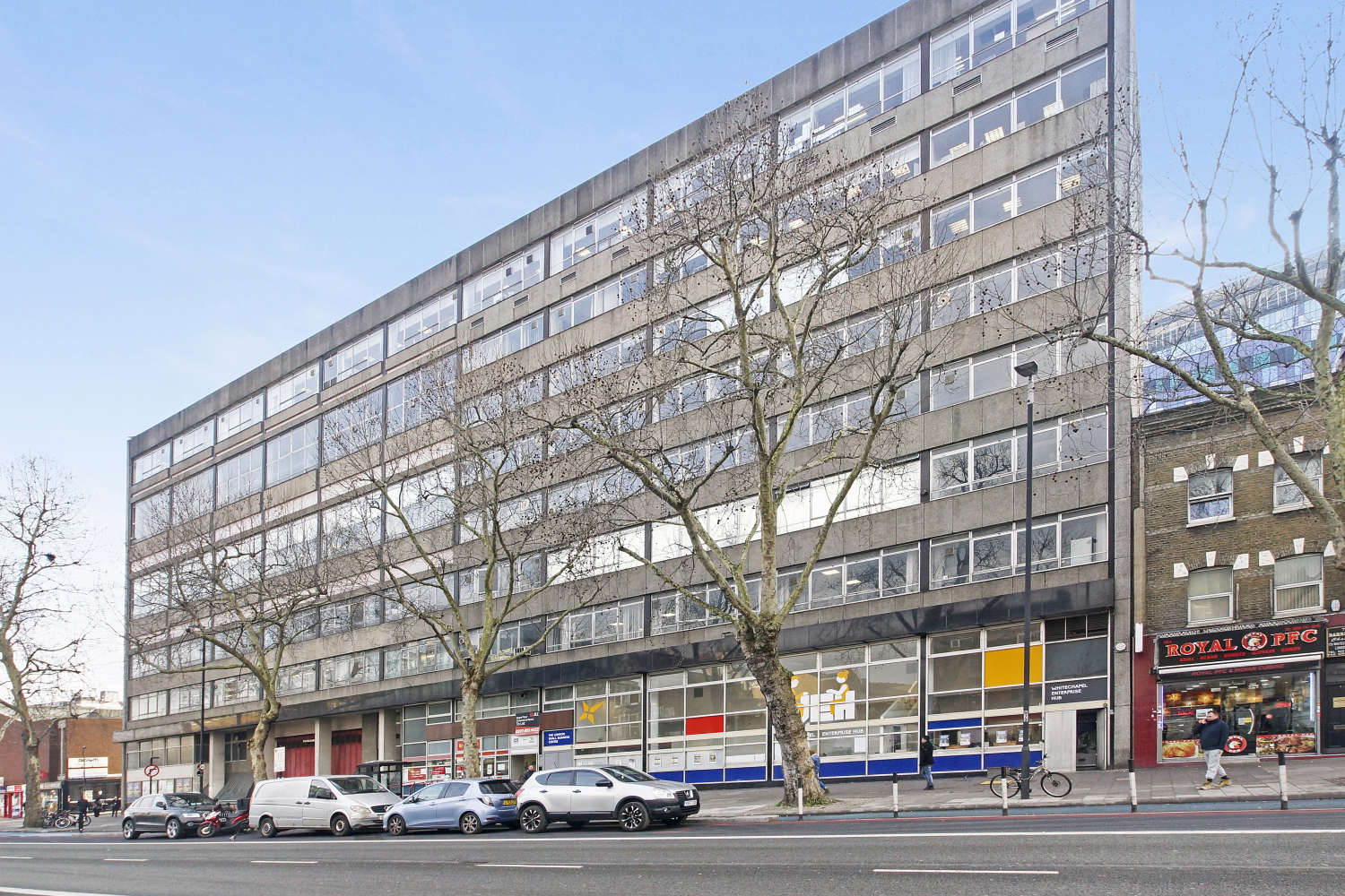 Offices London, E1 1AA - 206 Whitechapel Road - 08582