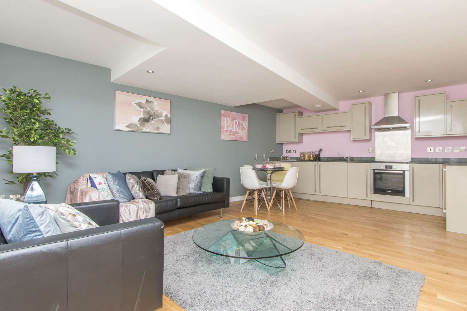 Residential use Bristol, BS1 1XY - Clare Street Apartments - 0484