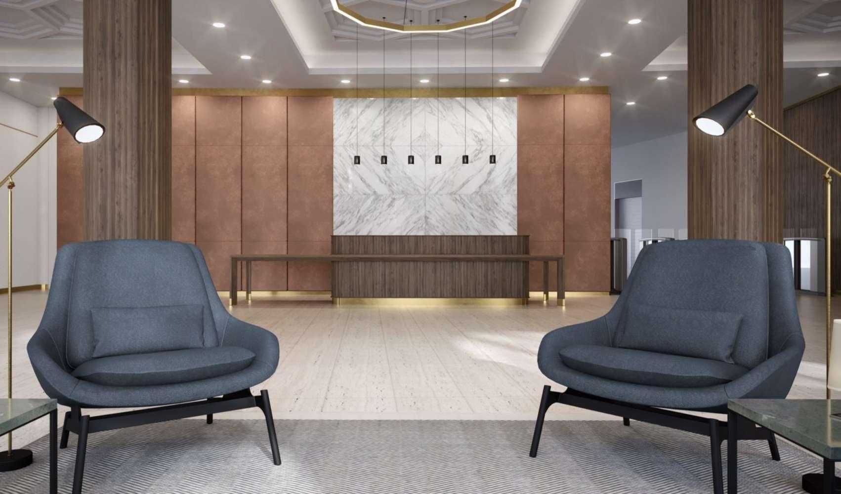 Office London, EC2M 7EB - Park House - 4