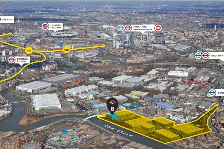 Industrial London, E16 4ES - Unit 8 Electra Business Park - 1