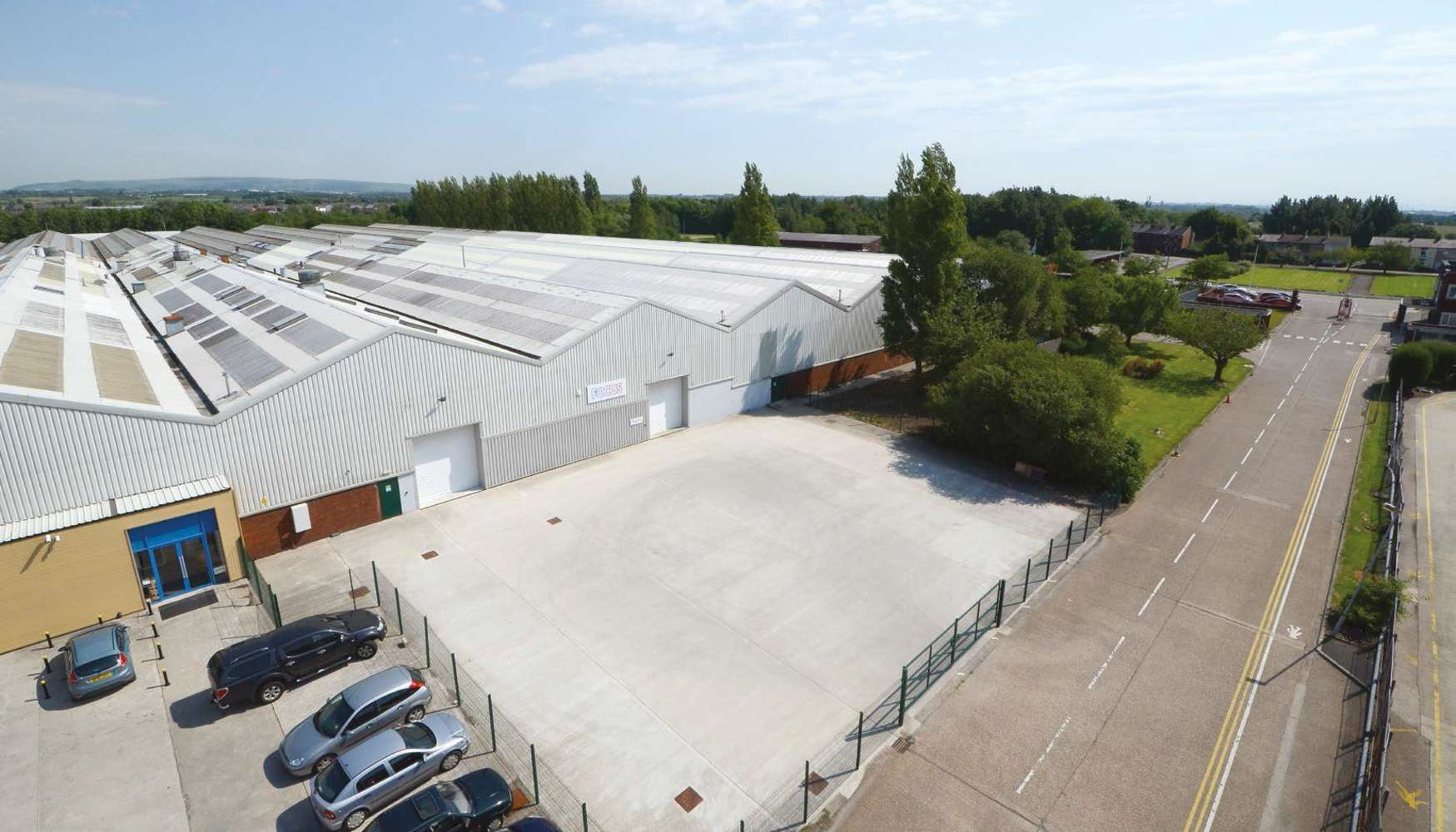 Industrial Wigan, WN2 4TN - Unit 2 Hindley Green Business Park - 2