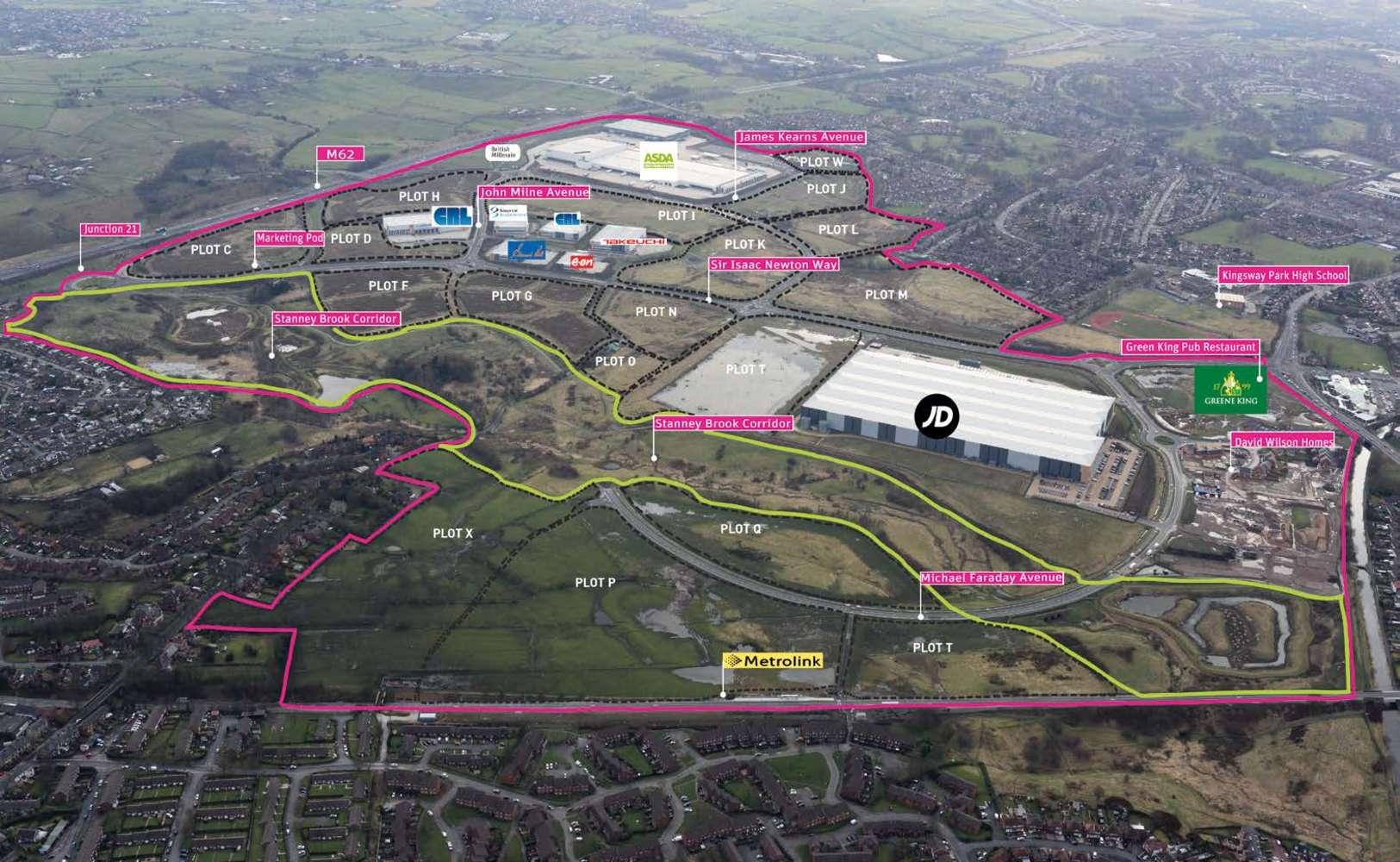 Industrial Rochdale, OL16 4NG - Kingsway Business Park - 10