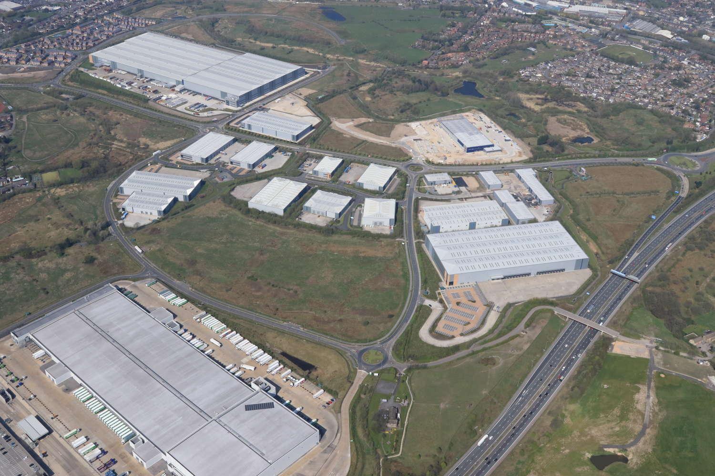 Industrial Rochdale, OL16 4NG - Kingsway Business Park - 4759