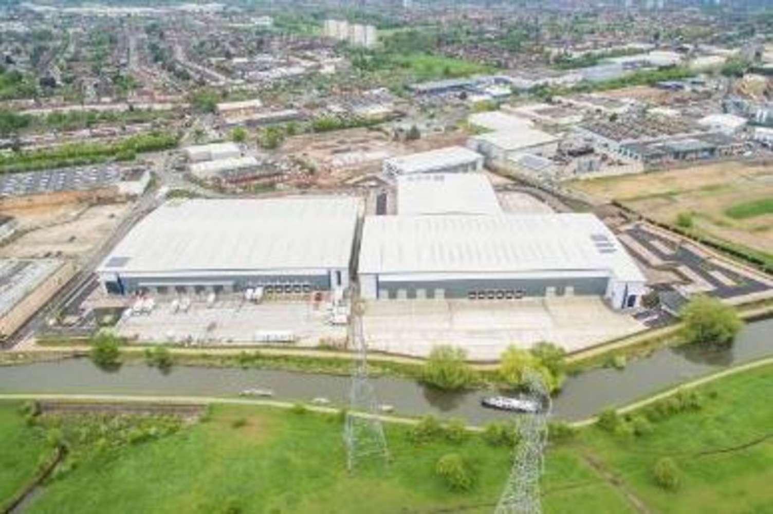 Industrial Enfield, EN3 7SR - Unit 4 Enfield Distribution Park - 1