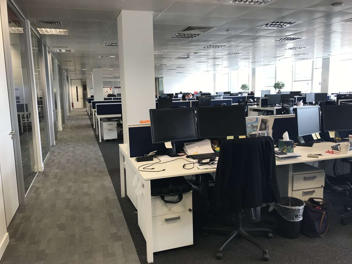 Office London, EC2A 2AP - 9 Appold Street - 8657