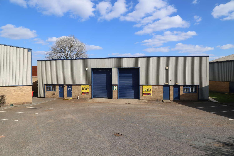 Industrial Leeds, LS12 6BD - Unit 14 Gelderd Trading Estate - 5297