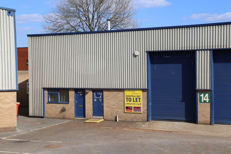 Industrial Leeds, LS12 6BD - Unit 14 Gelderd Trading Estate - 5300