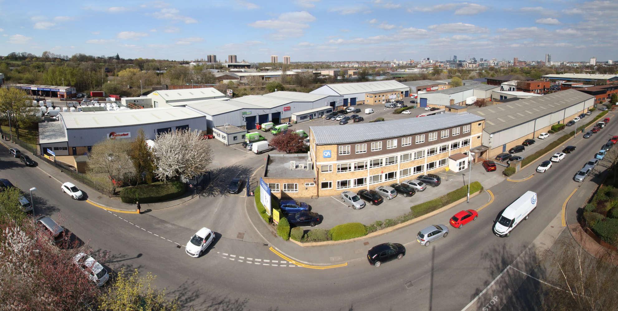 Industrial Leeds, LS12 6BD - Unit 14 Gelderd Trading Estate - 2