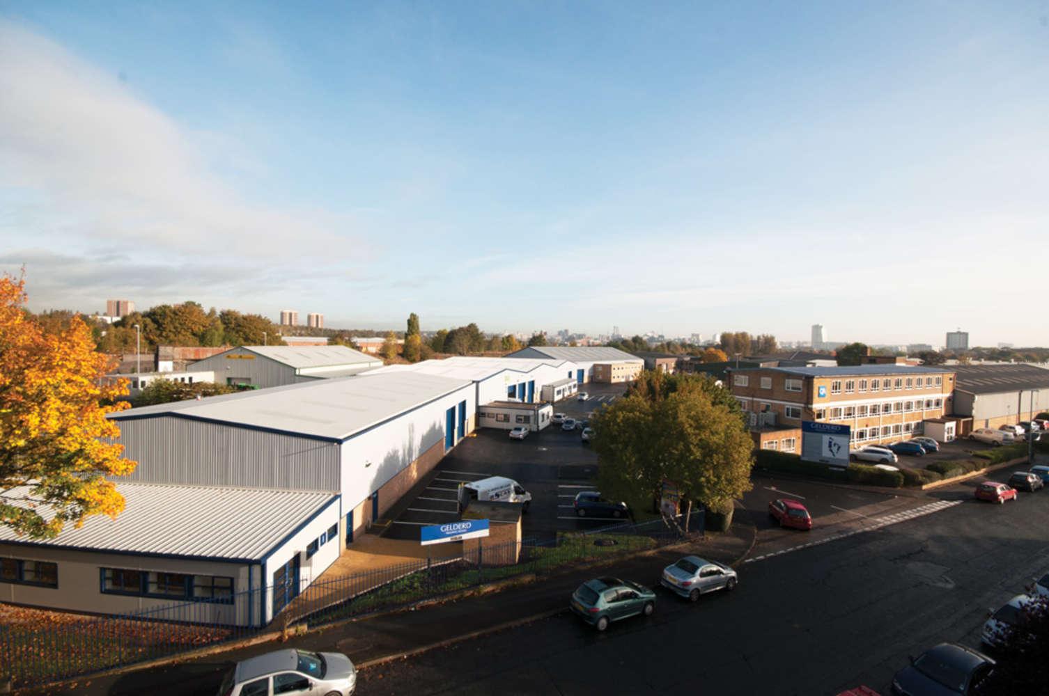 Industrial Leeds, LS12 6BD - Unit 15 Gelderd Trading Estate - 81654