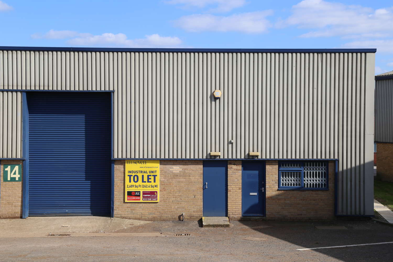 Industrial Leeds, LS12 6BD - Unit 15 Gelderd Trading Estate - 5303