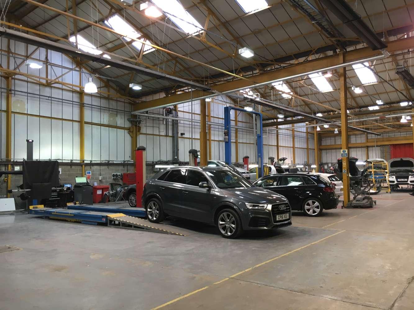 Industrial Bristol, BS2 0UY - Unit H, St Vincents Trading Estate - 4659