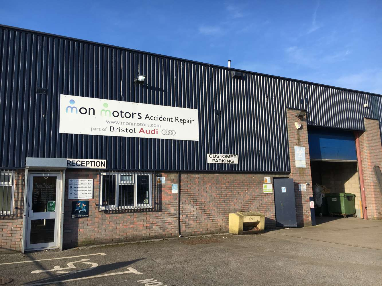 Industrial Bristol, BS2 0UY - Unit H, St Vincents Trading Estate - 4644