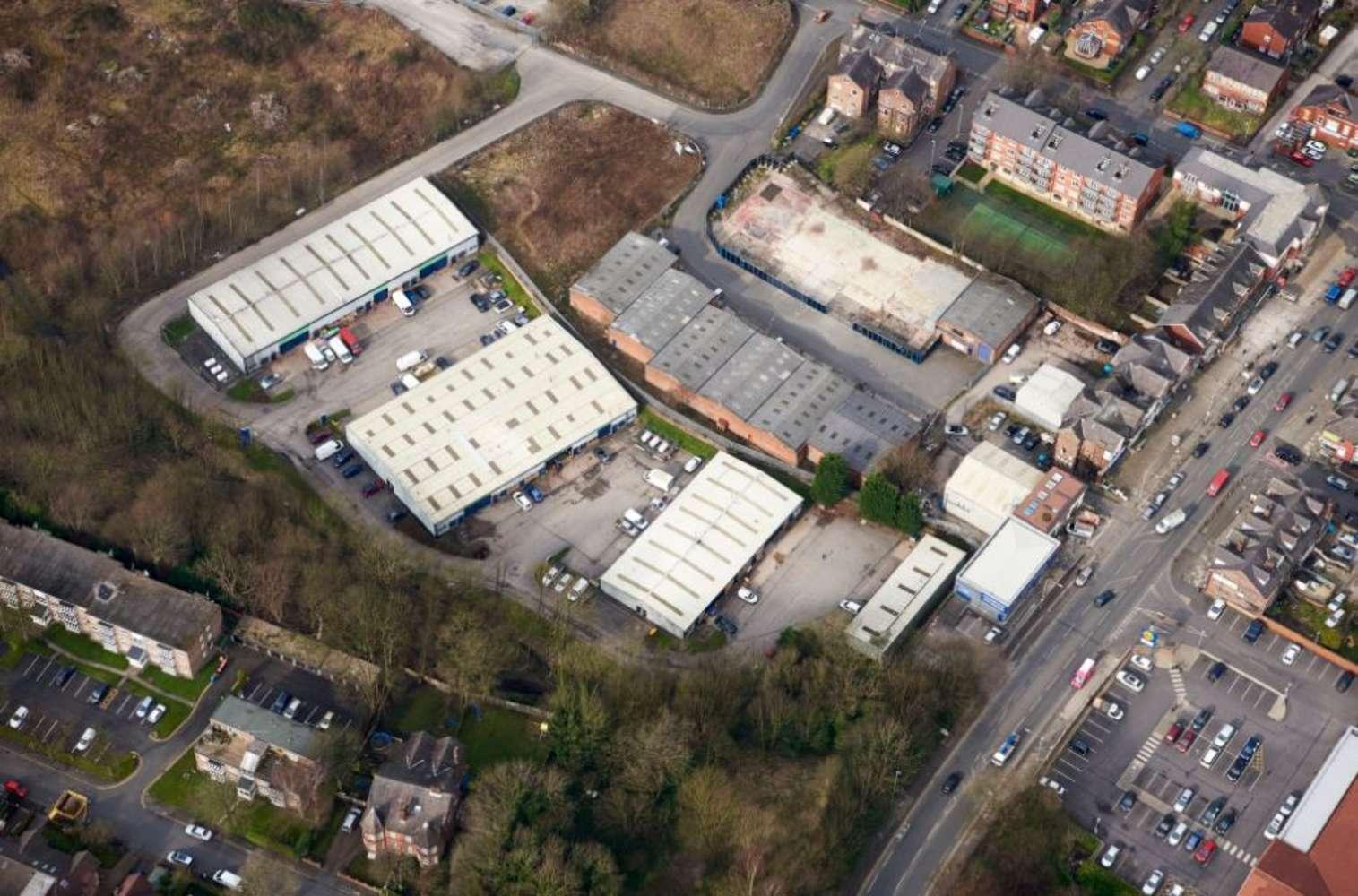 Industrial Prestwich, M25 9WE - Mountheath Trading Estate - 1