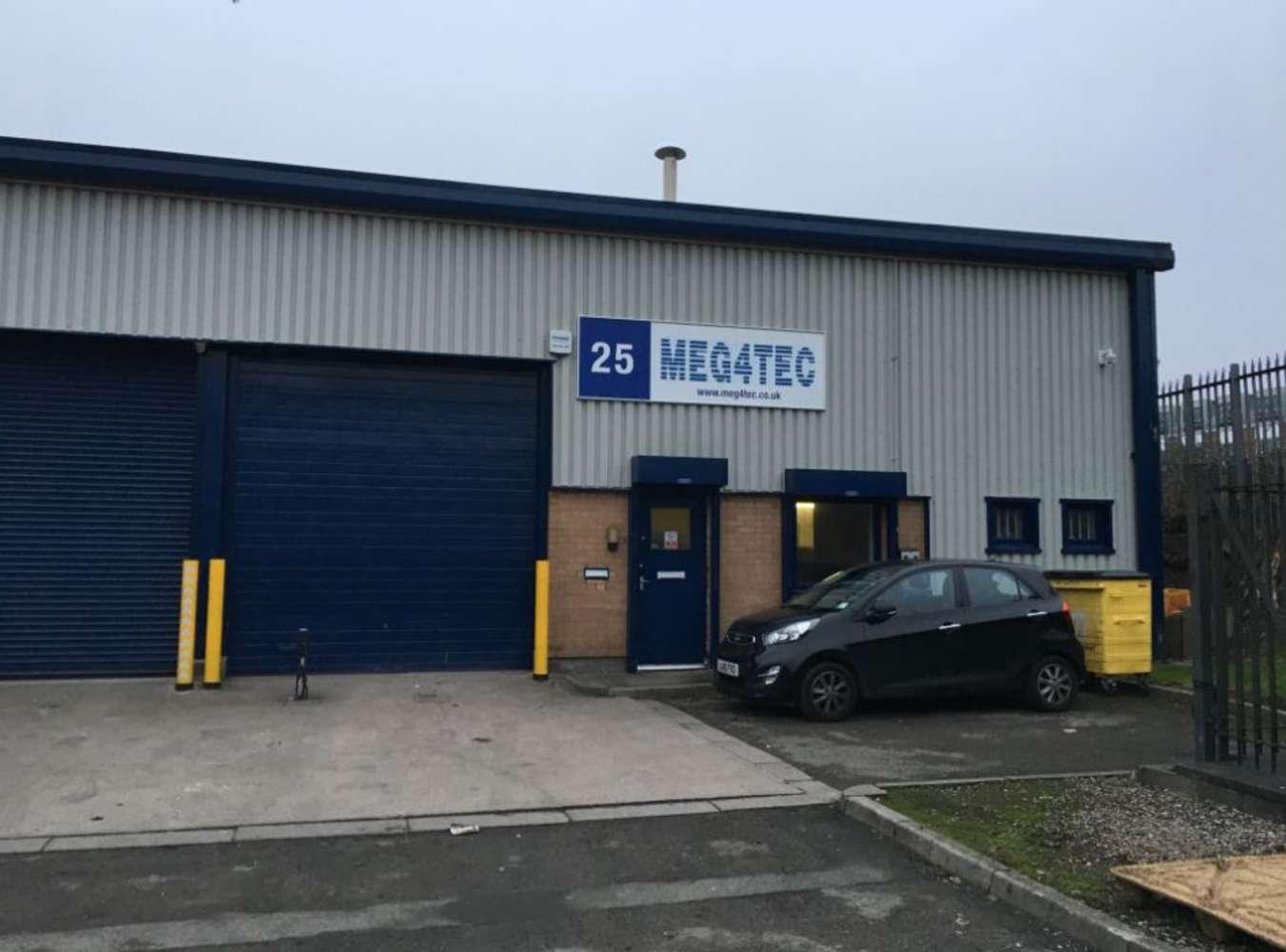 Industrial Prestwich, M25 9WE - Mountheath Trading Estate - 82130