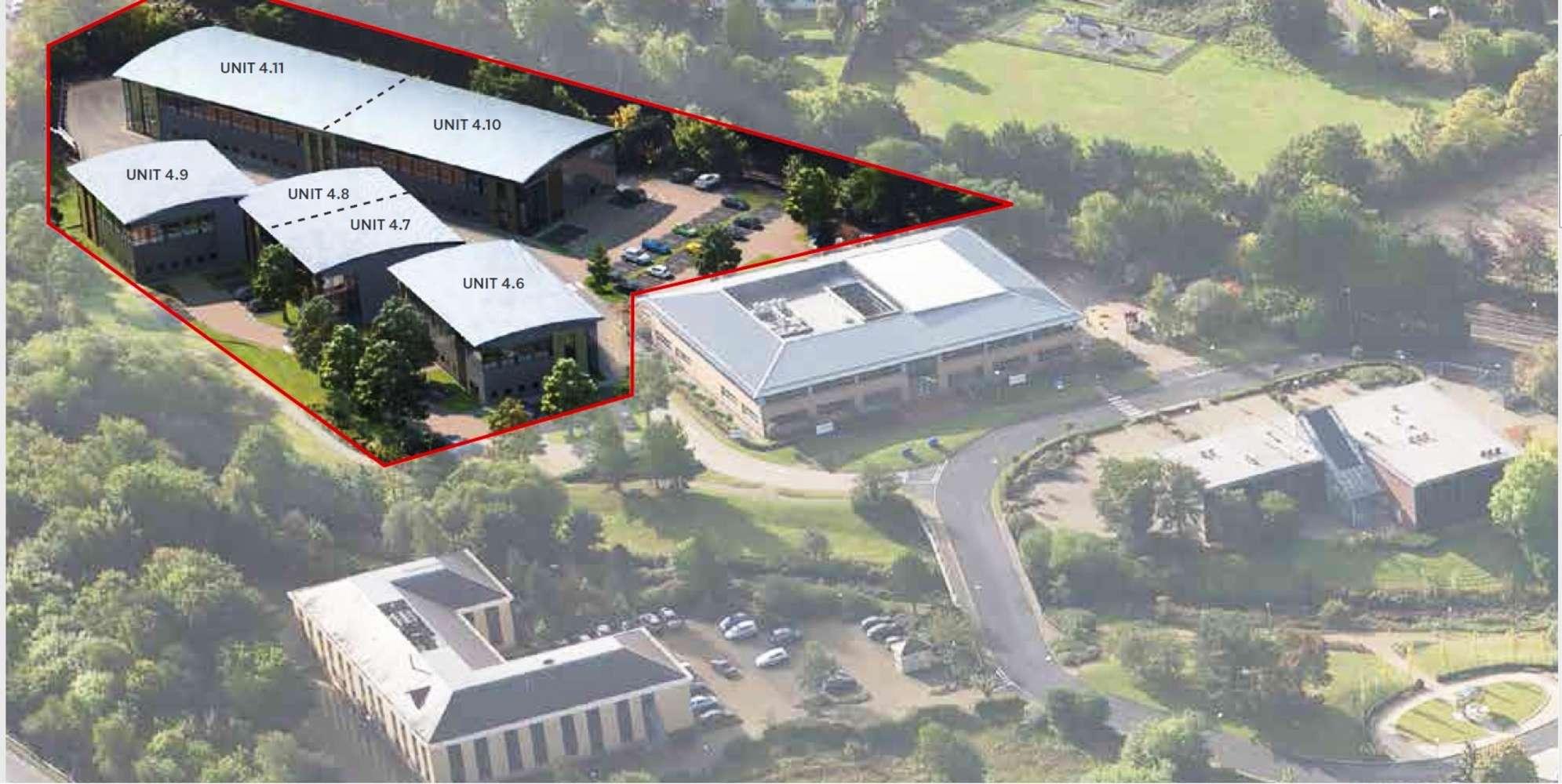 Offices Camberley, GU16 7SG - Hi-Tech Frimley - 4832