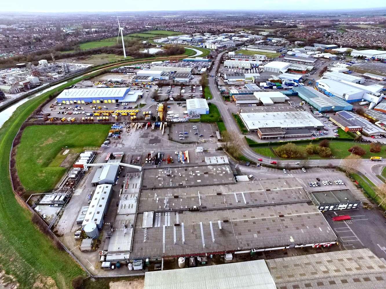 Industrial and logistics Hull, HU7 0BU - West Carr Lane - 6