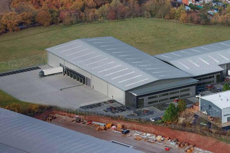 Industrial Birmingham, B37 7YN - Radial Park - 0001