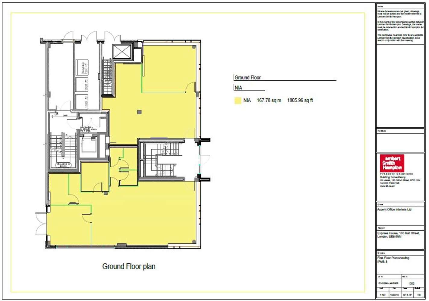 Office London, SE8 5NN - 100 Rolt Street - 84418