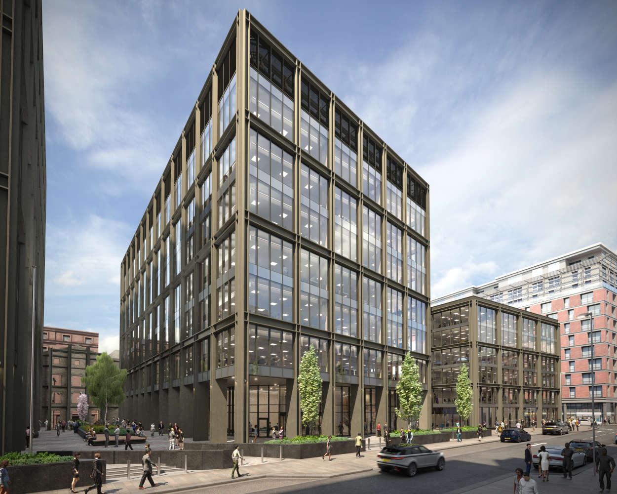 Office Glasgow, G2 8LA - 2 Atlantic Square - 1