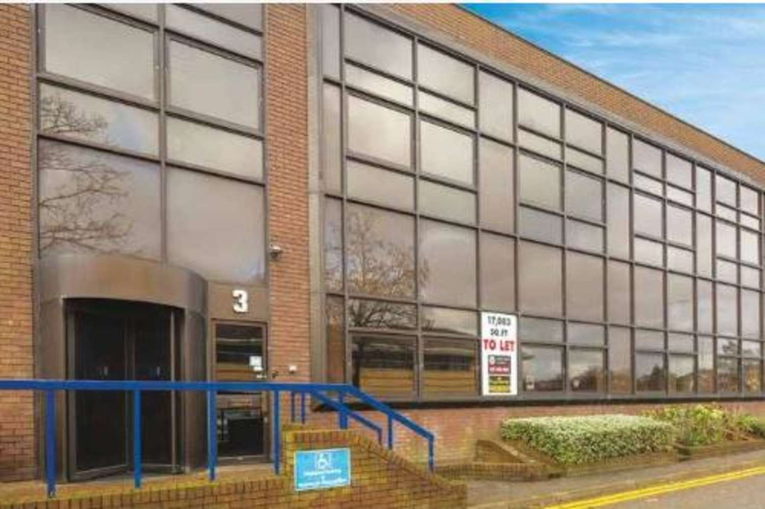 Industrial Bracknell, RG12 1RW - Unit 3 Western Trade Centre - 1