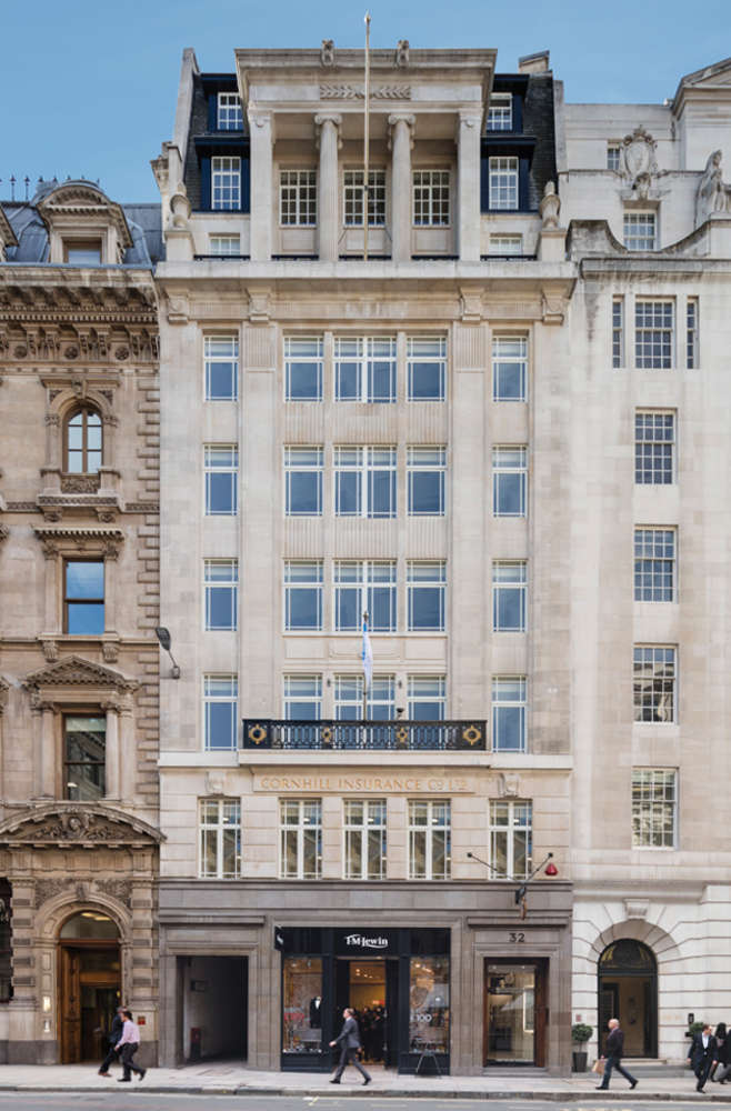 Office London, EC3V 3SG - 32 Cornhill - 1