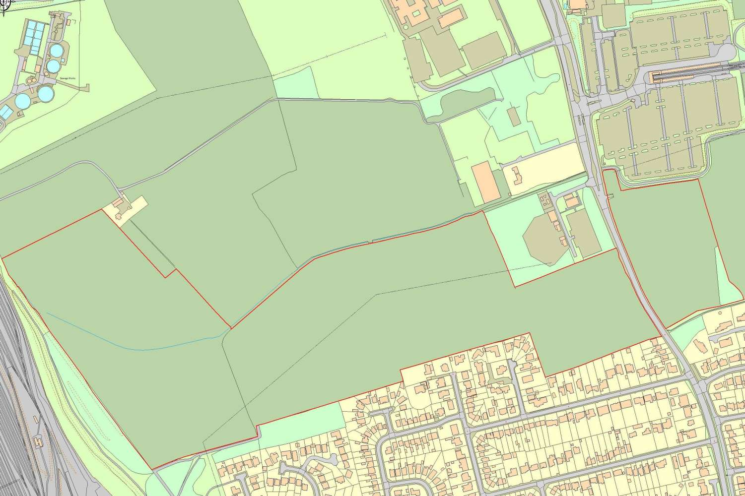 Land Stapleford, NG9 - Land at Toton - 84087