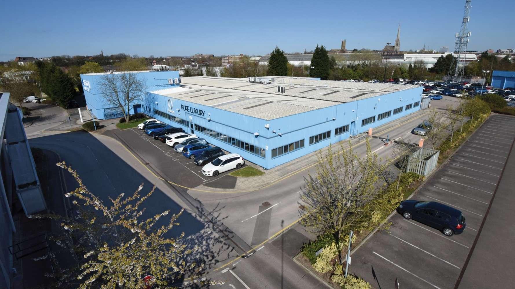 Office Preston, PR2 2QA - The Trident Centre - 1