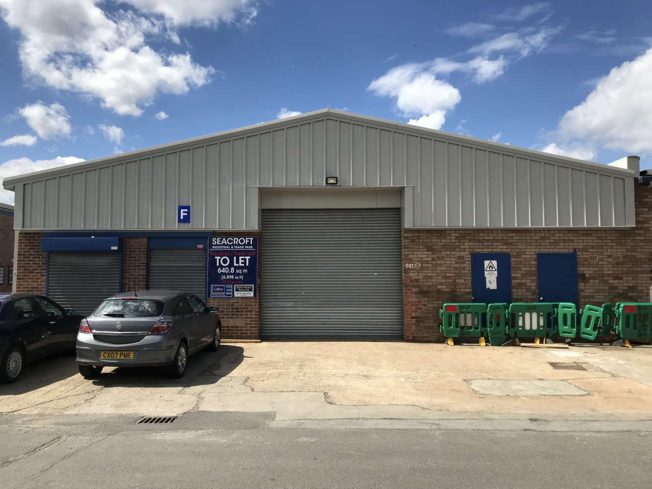 Industrial Leeds, LS14 2AQ - Unit F, Seacroft Industrial & Trade Park - 7