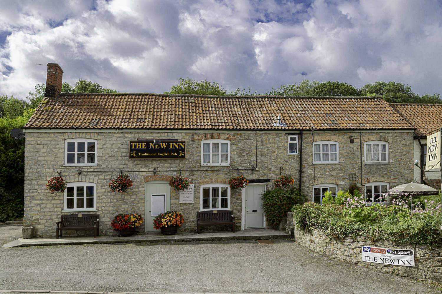 Pub Wedmore, BS28 4DU - New Inn - 89041