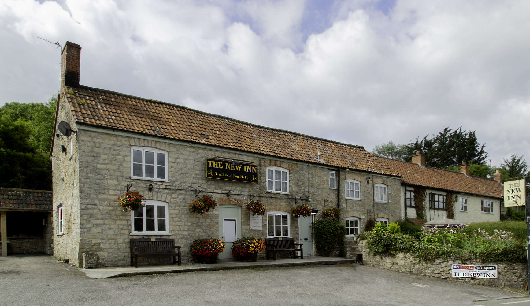 Pub Wedmore, BS28 4DU - New Inn - 89042