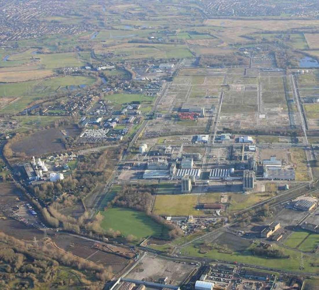 Industrial Manchester, M31 4DD - Future Carrington  - 14230