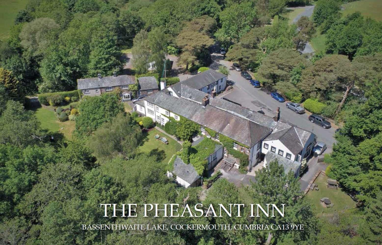 Hotel Cockermouth, CA13 9YE - The Pheasant Inn - 84892