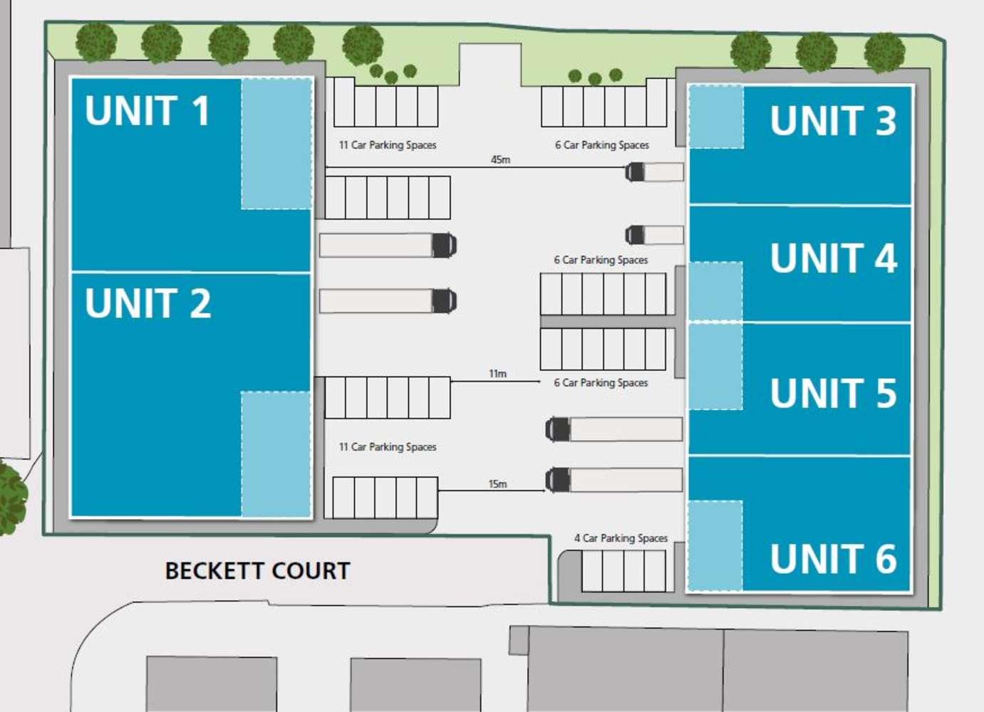 Industrial Bristol, BS16 9QH - Beckett Court - 85000