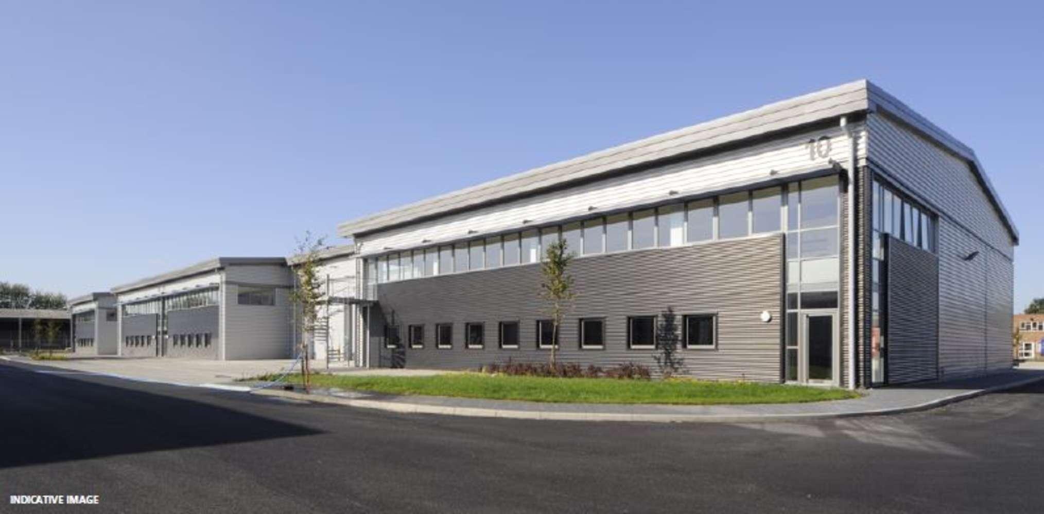 Industrial Bristol, BS16 9QH - Beckett Court - 1