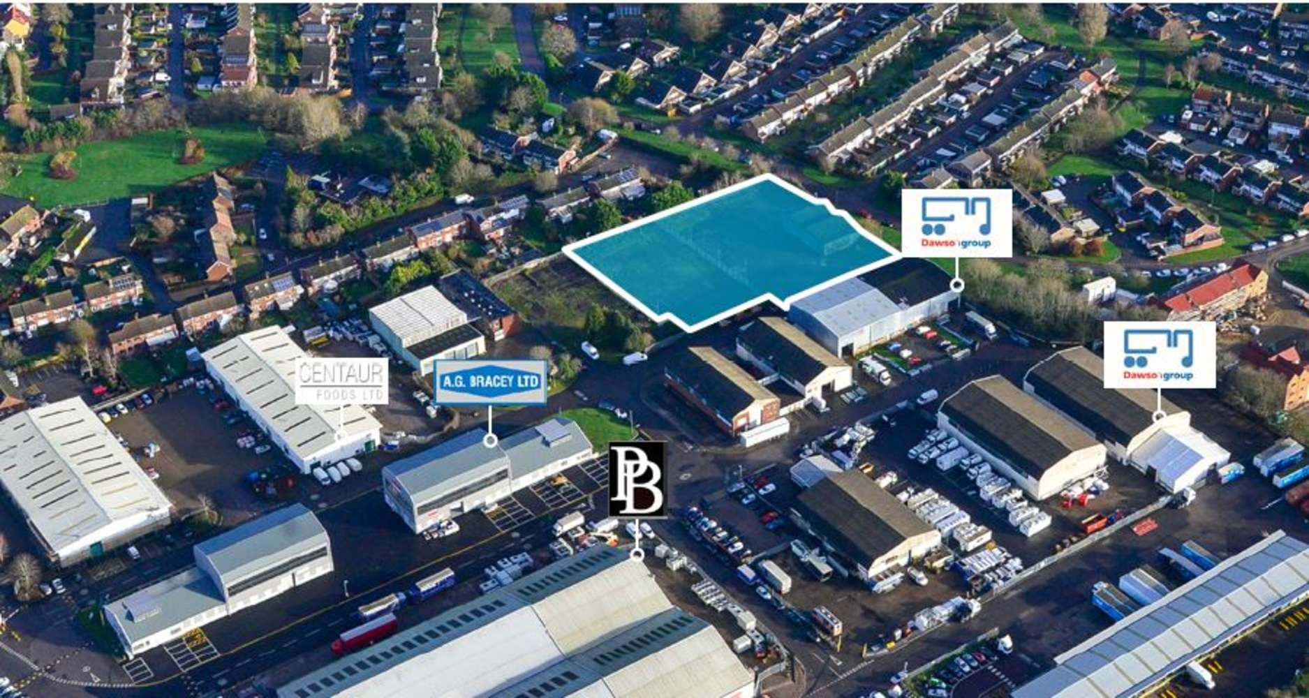 Industrial Bristol, BS16 9QH - Beckett Court - 85002