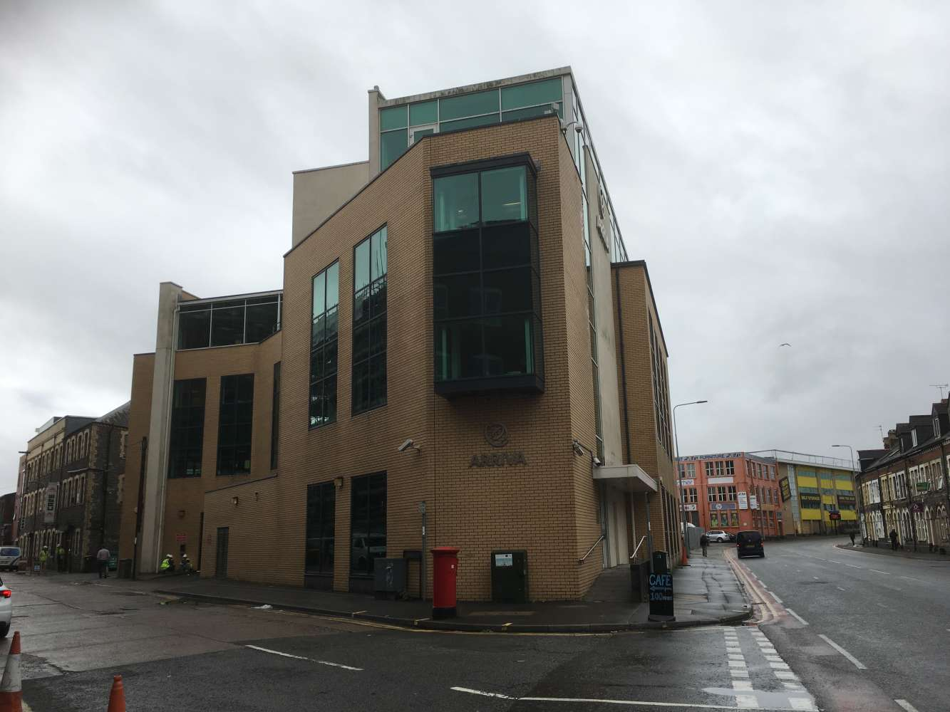 Office Cardiff, CF10 5DJ - St. Mary's House - 3201