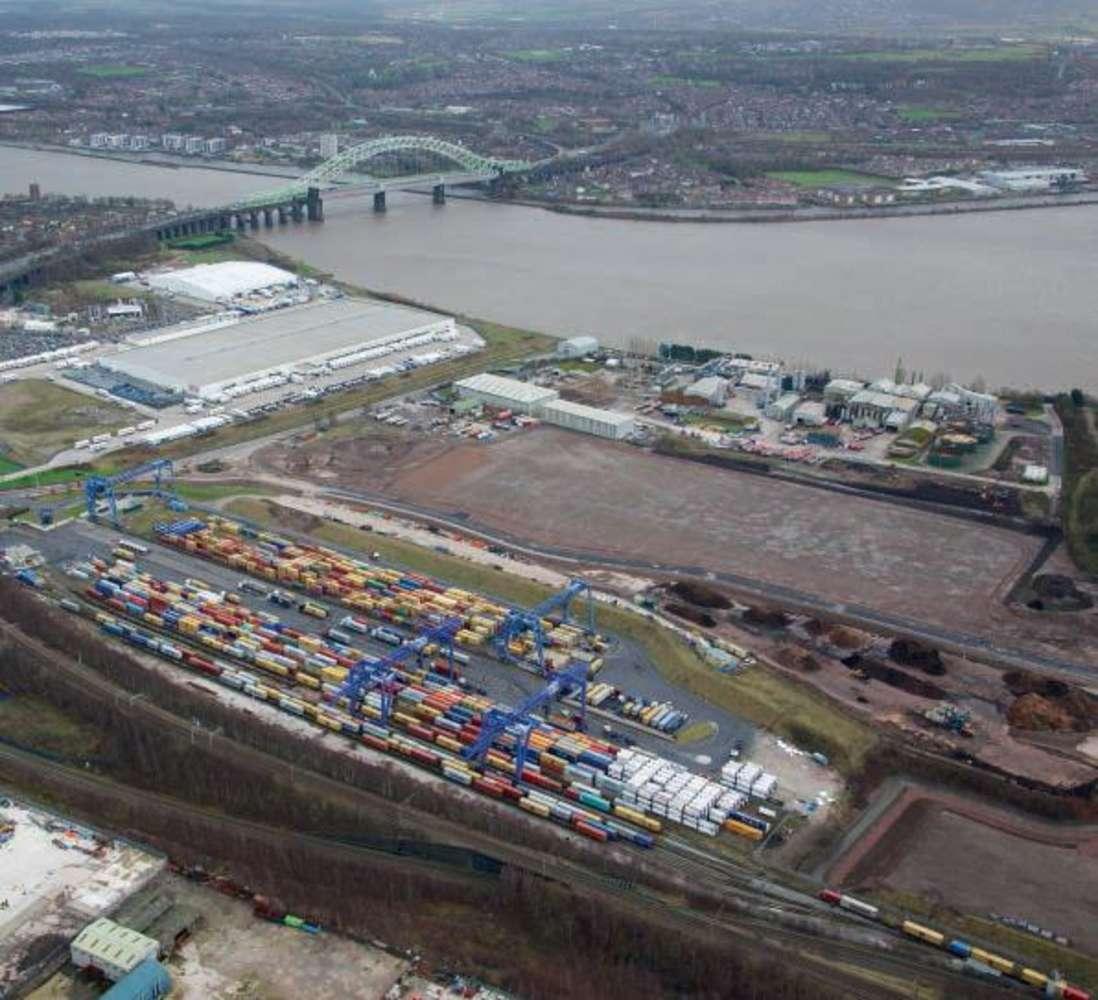 Industrial Widnes, WA8 0PE - Viking Park - 5021