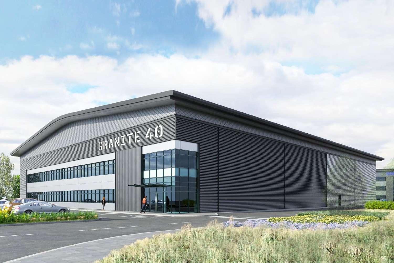 Industrial Birmingham, B37 7YN - Granite 40 - 1