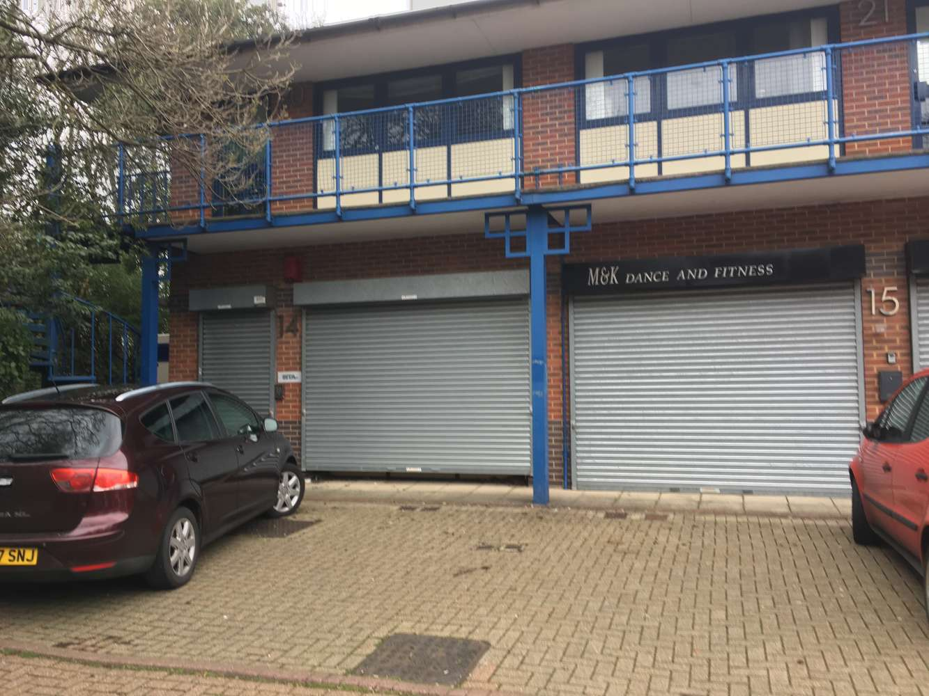 Office Southampton, SO15 1HY - Ground Floor Unit 15 Admiral House - 1209