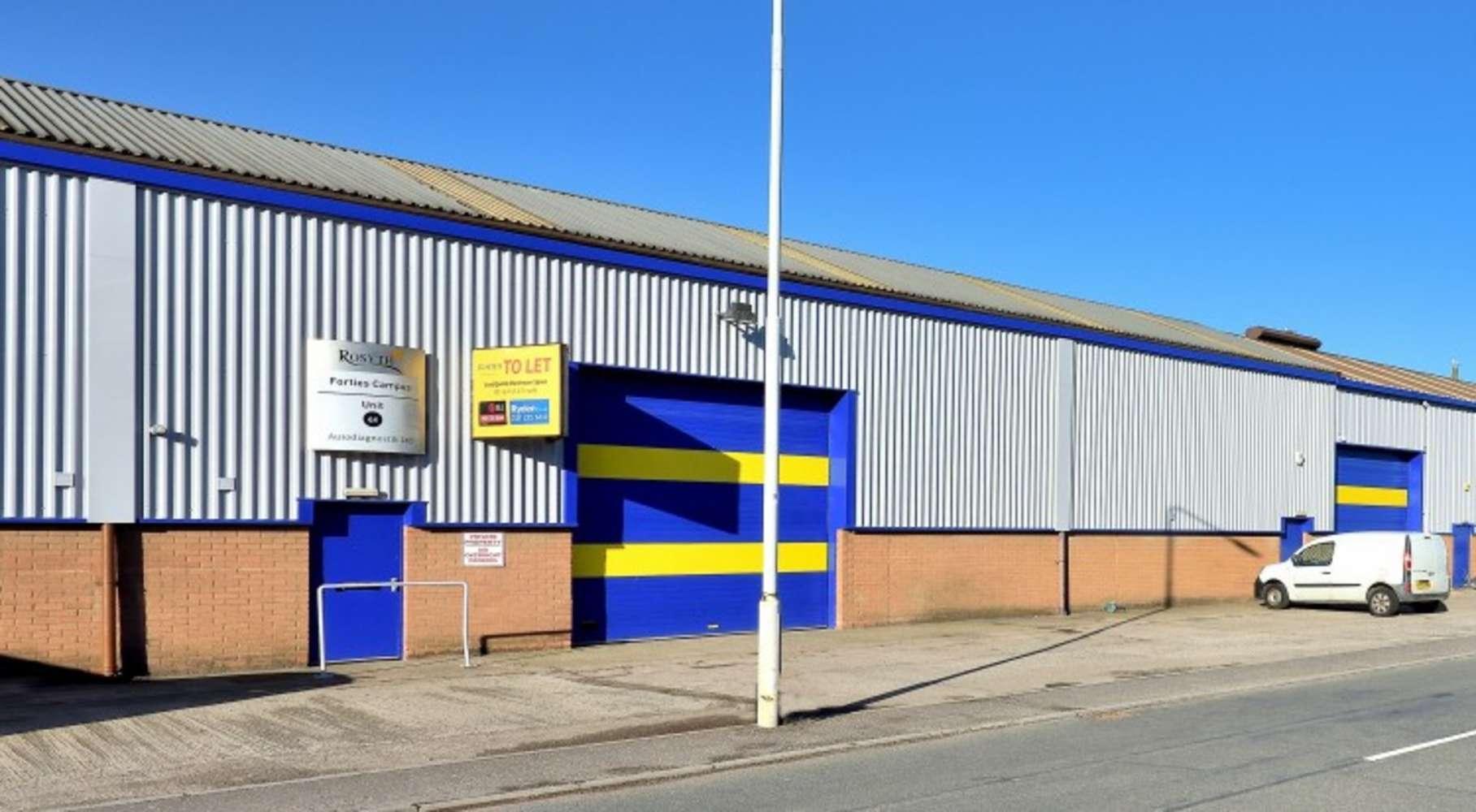 Industrial Rosyth, KY11 2XB - Unit 4B Barham Road - 1