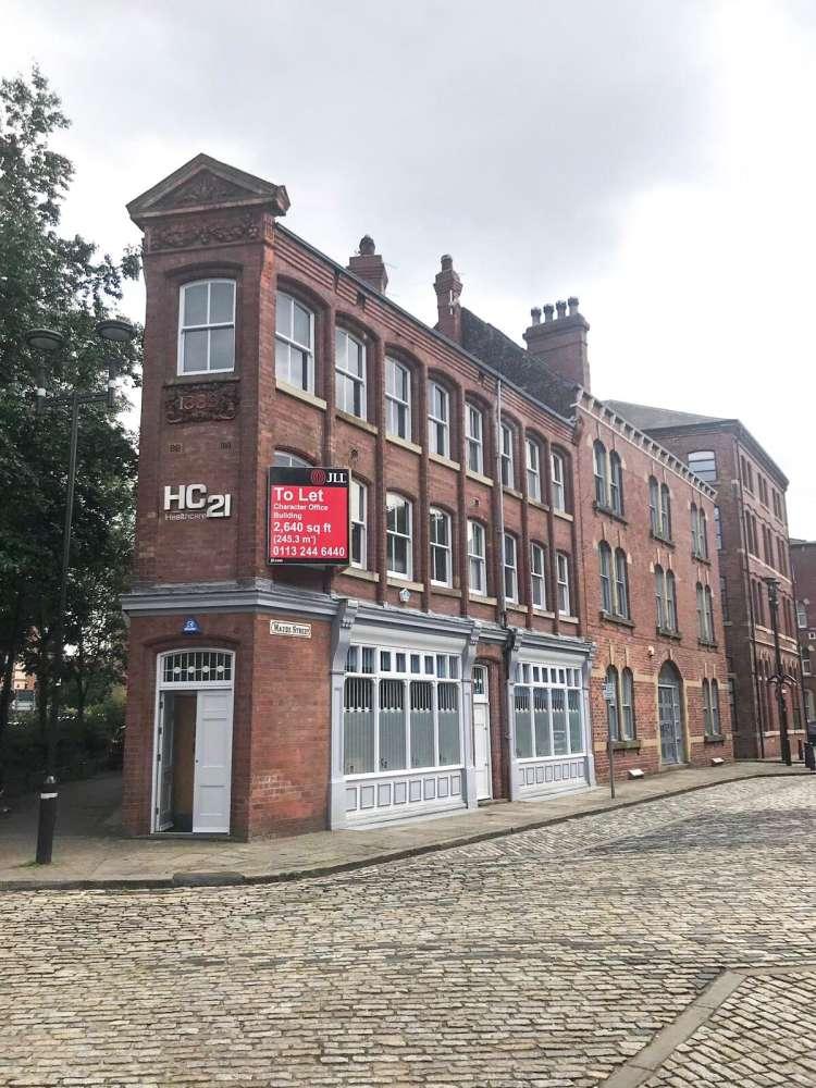 Office Leeds, LS2 7HB - The Cuneiform - 86242