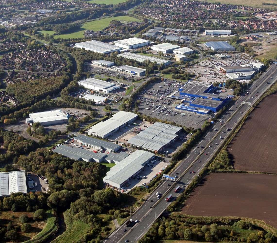 Industrial Warrington, WA5 7WX - Taurus Park - 6