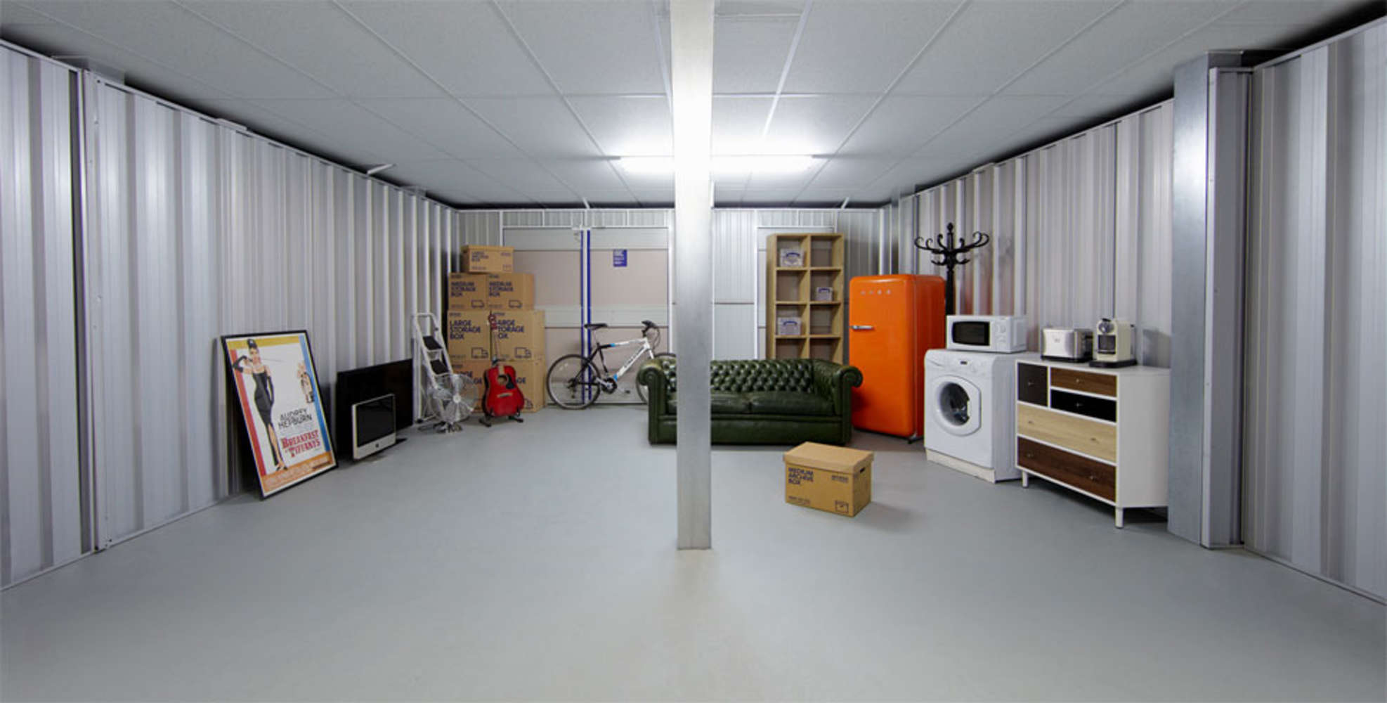 Office Bristol, BS3 2LG - Access House - Commercial Storage and Office Space - 400