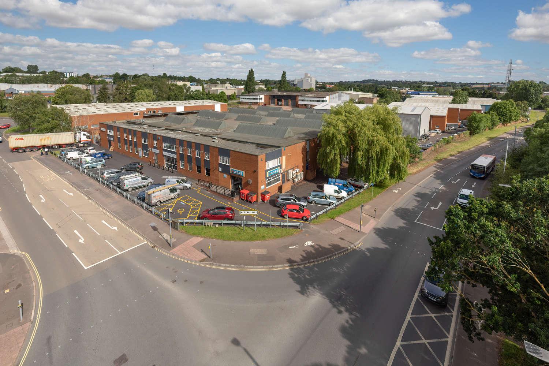 Industrial Exeter, EX2 7LA - Centurion Mill - 06