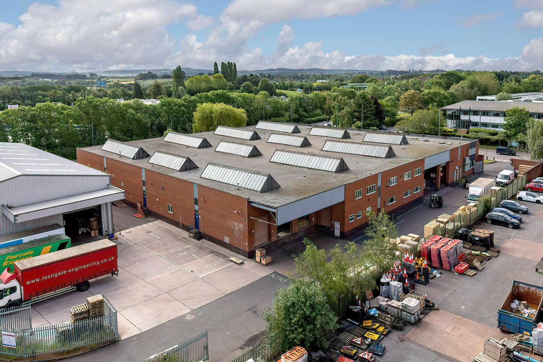 Industrial Exeter, EX2 7LA - Centurion Mill - 12