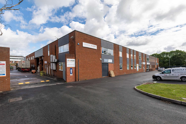 Industrial Exeter, EX2 7LA - Centurion Mill - 18