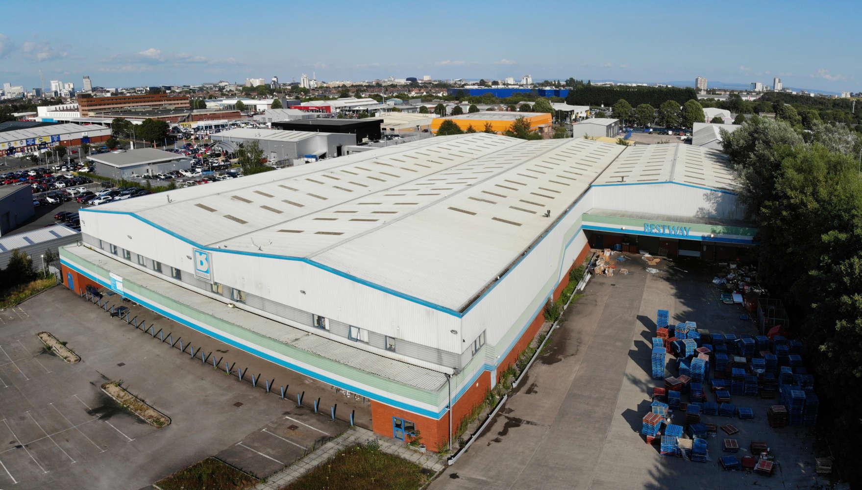 Industrial Cardiff, CF11 8TL - Former Bestway Unit - 012