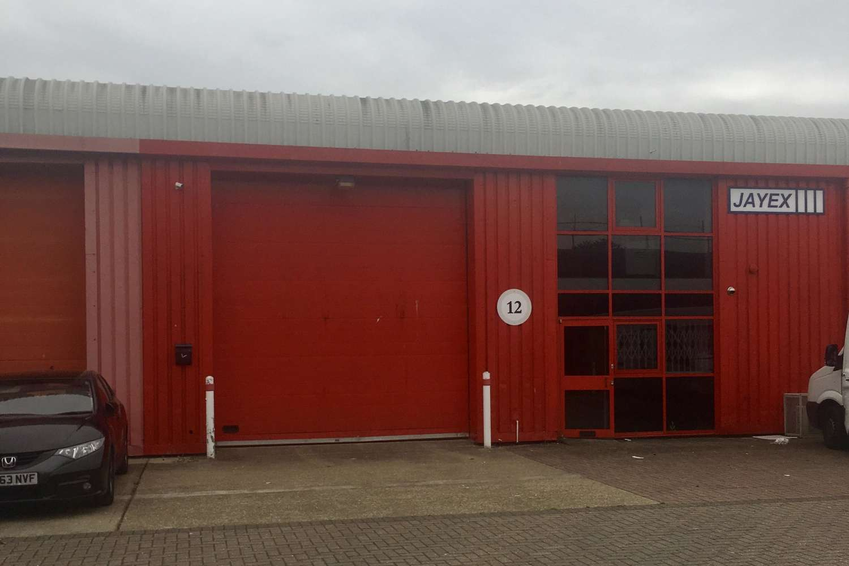 Industrial London, NW10 7QP - Unit 12 Sovereign Park - 0971