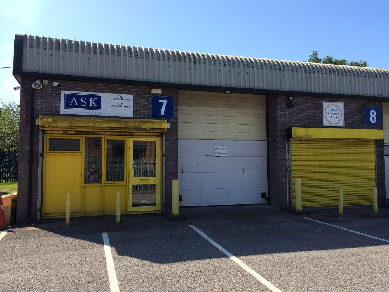 Industrial Cardiff, CF24 5JR - Unit 7, Swift Business Centre - 3225