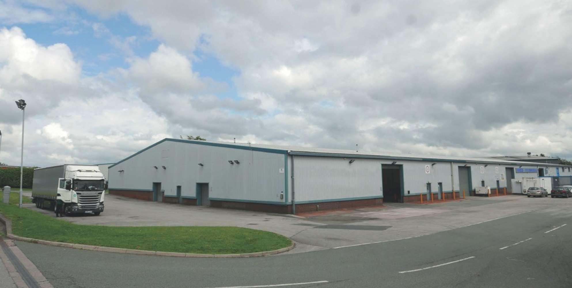 Industrial Haydock, WA11 9UX - Units 8, 16 & 17 Haydock Cross - 1